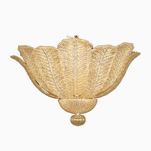 Deckenlampe aus Muranoglas von Vetrarti, 2004