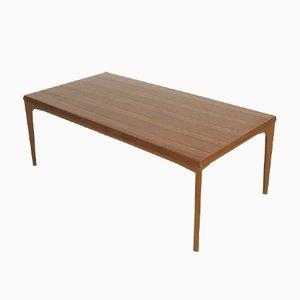 Teak Coffee Table by Henning Kjaernulf for Velje Mobelfabrik