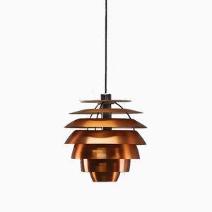 Italian Model 1231 Ceiling Lamp from Stilnovo, 1960s