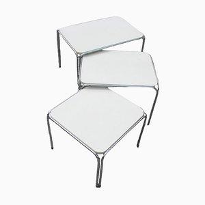 Tables d'Appoint, 1970s, Set de 3