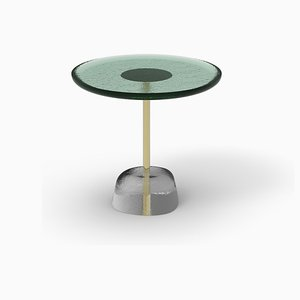 Pina Low 8301GRBRT in Green and Transparent by Sebastian Herkner for Pulpo