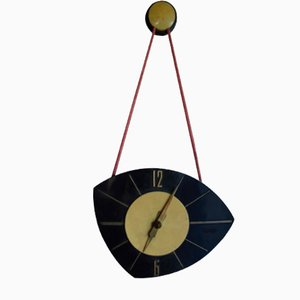 Horloge Mid-Century de Jantar