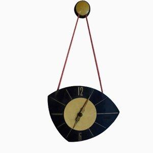 Mid-Century Uhr von Jantar