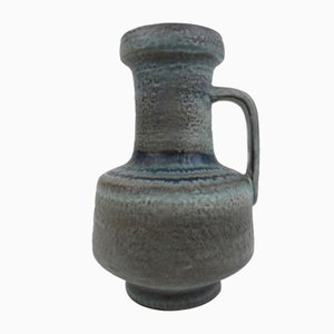 Large German Ceramic Vase, 1960s