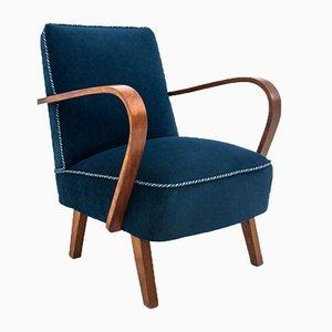 Art Deco Club Chair, 1950s