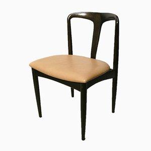 Danish Model Juliane Dining Chairs by Johannes Andersen for Uldum Møbelfabrik, 1960s, Set of 4