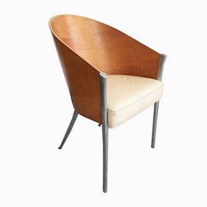 Poltrona King Costes vintage di Philippe Starck per Aleph