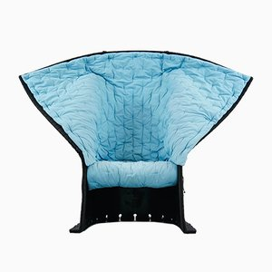 Italian Felt Lounge Chair by Gaetano Pesce for Cassina, 1990s