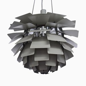 Model Artichoke Ceiling Lamp by Poul Henningsen for Louis Poulsen, 1979