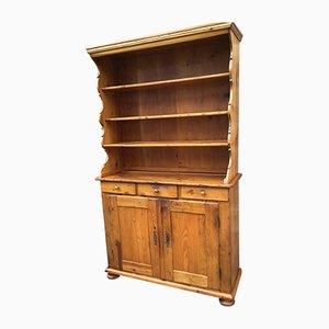 Vintage Rustic Pinewood Dresser