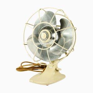 Vintage Bauhaus Modell VEB 25 Ventilator von AEG