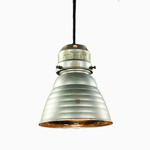 Vintage Bauhaus Pendant Lamp by Adolf Meyer for Zeiss Ikon