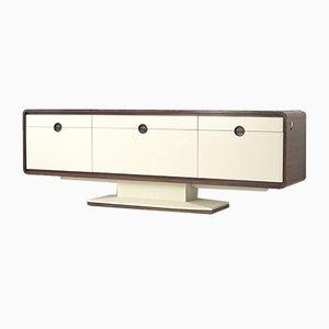 Aparador Bariomat con mueble bar eléctrico de Alfons Doerr, Germany, 1968