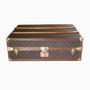 Vintage Monogram Shoe Trunk from Louis Vuitton