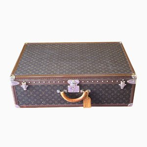 Large Vintage Alzer 80 Suitcase from Louis Vuitton