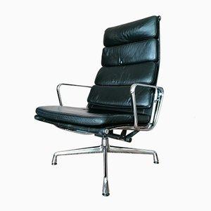 Vintage Modell EA222 Drehstuhl von Charles & Ray Eames für Vitra, 1980er