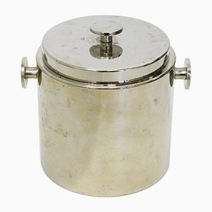 Swiss Silver Ice Bucket from Freddotherm, 1970s