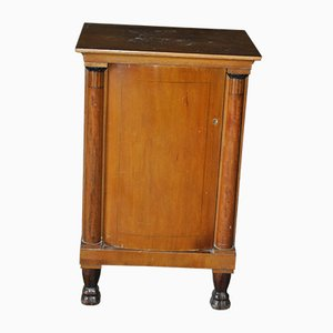 Antique Biedermeier Hungarian Nightstand