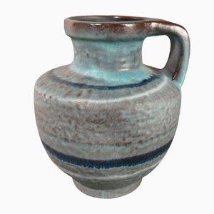 Vase en Céramique par Fridegart Glatzle pour Karlsruher Majolika, 1965