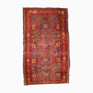Antiker türkischer Oushak Teppich, 1870er