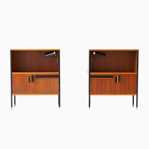 Nightstands by Ico Luisa Parisi for MIM, 1950s, Set of 2