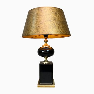 Vintage Regency Style Table Lamp from Le Dauphin, 1970s