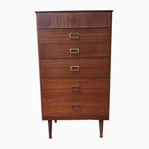 Mid-Century Teak Chest of Drawers from Austinsuite, 1960s