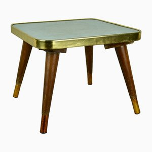 Square Side Table, 1950s