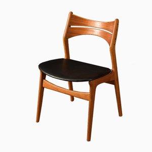 Sedie da pranzo di Erik Buch per Christiansen, anni '60, set di 4