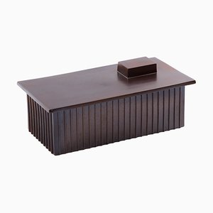 Large Building Box 5405BR in Metal Brown by Ferréol Babin for Pulpo