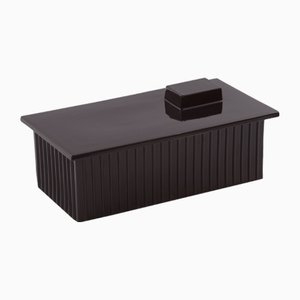 Large Building Box 5405B in Black by Ferréol Babin for Pulpo