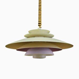Vintage Danish Pendant Lamp, 1970s