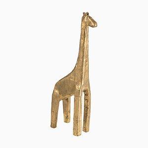 Giraffa 5700GI color bronzo di Kai Linke per Pulpo