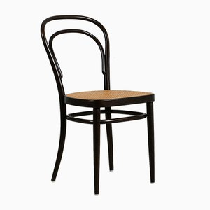 Modell 214 Vienna Coffee House Chair von Thonet, 1980er