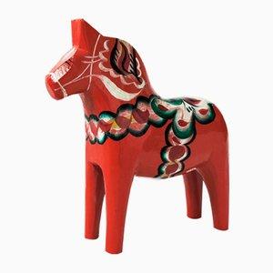 Swedish Dala Horse by Nils Olsson, 1960s