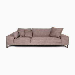 Grey Fabric Exclusive 3-Seat Sofa by Didier Gomez for Ligne Roset