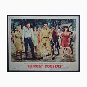 Biglietto da visita Elvis Presley Kissin Cousins, Stati Uniti, 1964