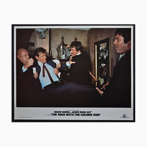 James Bond 007 The Man with the Golden Gun Flurkarte, 1980er Jahre