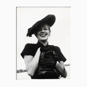 Laughing Hildegard Unvarnished Pleasured by Alfred Maria Schwarzer, 1955