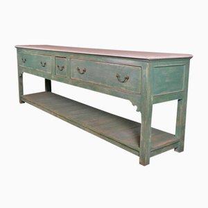 English Pine Dresser Base, 1840s