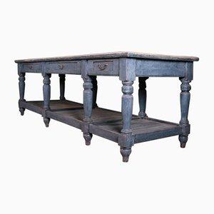 Großer Kitchen Prep Tisch, 1880er