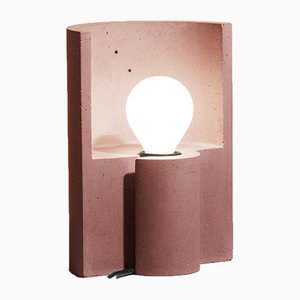 Esse Table Lamp in Red from Plato Design