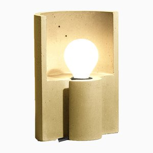 Esse Table Lamp in Yellow from Plato Design