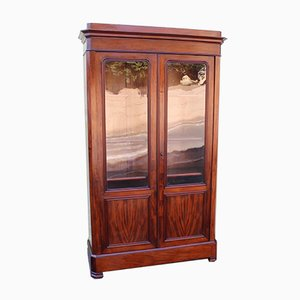 19th Century Louis Philippe Display Cabinet