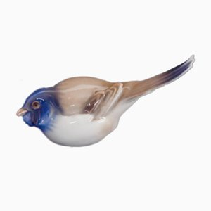 Porcelain Bird Figurine from Bing & Grondahl, 1970s