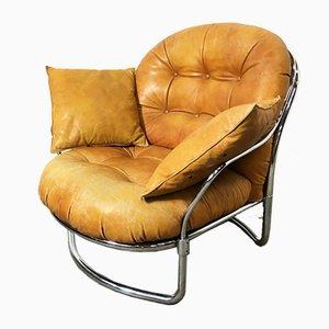 Italienischer Modell 915 Sessel von Carlo de Carli für Cinova, 1960er