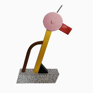 Tahiti Table Lamp by Ettore Sottsass for Memphis, 1981