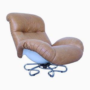 Modell Bruge Sessel von Bruno Gecchelin für Busnelli, 1960er