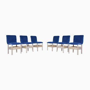Chelsea Chairs by Vittorio Introini for Saporiti Italia, 1960s, Set of 6