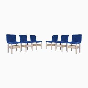Chelsea Chairs von Vittorio Introini für Saporiti Italia, 1960er, 6er Set